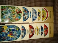 MARC CHAGALL NEW  POSTCARDS IN FULL COLOR Glen Cove