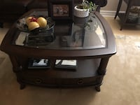 Solid wood coffee table brand new condition Milton, L9T 8B9