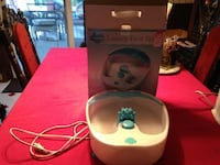 Restor Style Foot Spa with Vibration and Infrared Light Lindenhurst