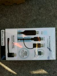 black and gray USB cable pack Sacramento, 95834