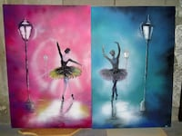 SPRAY PAINT - Dancing night/sun Vedano Olona