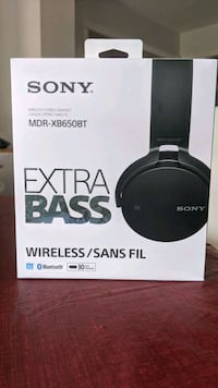 Sony Extra Bass Brand New Headphones Mississauga, L5R 2W4