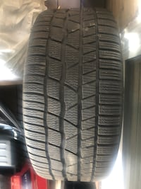 Michelin - 255/40 R18 winter tires with rims - used for 2 seasons on Mercedes Bens (family secondary vehicle - rarely driven. Tires are in excellent condition. If interested, please contact me. (Only serious buyers please)