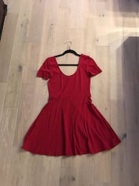 Cute Red Dress - Medium Surrey