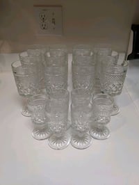 Crystal glassware Fallston, 21047