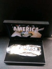 America Eagle knife collection set.
