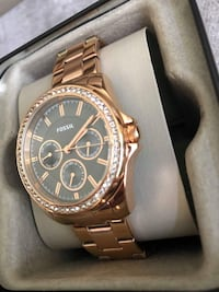 - Fossil Women's Janice Multifunction Rose Gold-Tone Watch  Markham, L3P