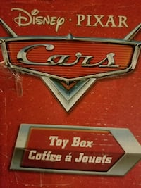 Cars toy box  Annandale, 22003