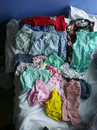 Baby girl summer clothes Baltimore, 21205