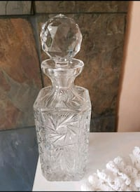 Austrian crystal decanter set  Whitby, L1N 8X2