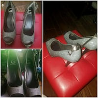 Guess Silver glitter pumps  Odenton, 21113