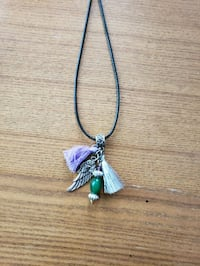 Wing,bead,tassel necklace West Valley City, 84119