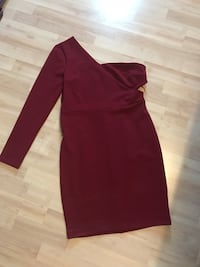 One shoulder dress size M Montreal, H2P