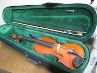 Half Size Violin, Bow and Case Pittsburg, CA, USA