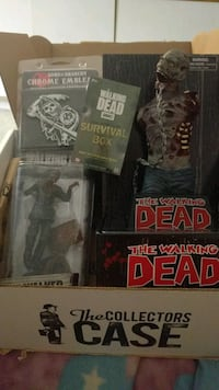Walking Dead and SOA stuff from LCC London, N6C