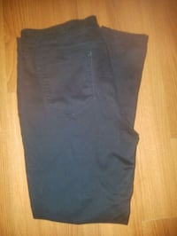 High Rise Jeggings Black Size 15 Fairfax, 22030