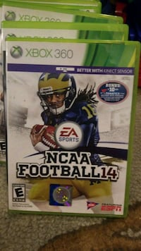Xbox 360 Madden NFL 13 game case Metairie, 70003