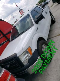 Ford - F-150 - 2013 with 2000 of down payment  Houston