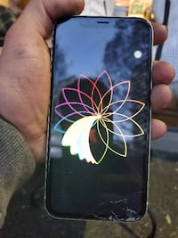 Cracked iPhone xr - no icloud - unlocked 64gb - price goes up tomorrow BURNABY