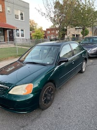 2001 Honda Civic Washington
