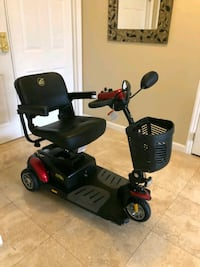 Mobility Scooter by Golden Technologies Like NEW! BUZZAROUND XLS