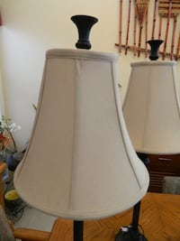 Table lamp set $40