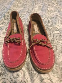 Sperry Boat Shoes Size 8 Springfield, 22152