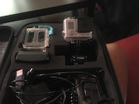 GO PRO HERO 3 with waterproof accessories,case, remote (negotiable) Calgary, T3N 0M9