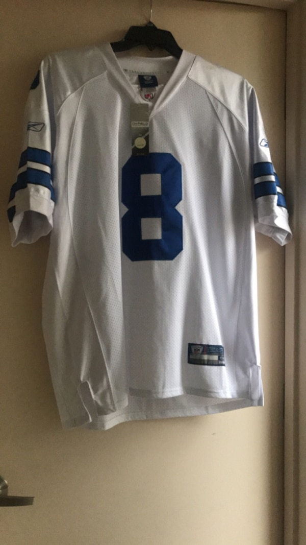 quality design 437b7 e487a Throwback Troy Aikman Dallas Cowboys Jersey