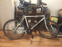 black and white Schwinn hardtail mountain bike Washington, 20024