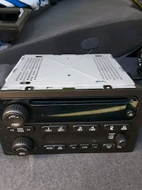 CD player 2006 Chevy Silverado