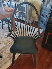 Dining Room Chairs, 2 arm chairs and 2 side chairs