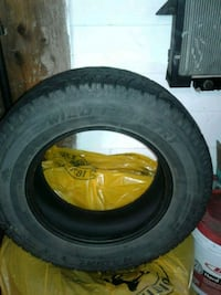 4 m&s tires 245/65/17 Langley