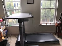 Lifespan Desk Treadmill