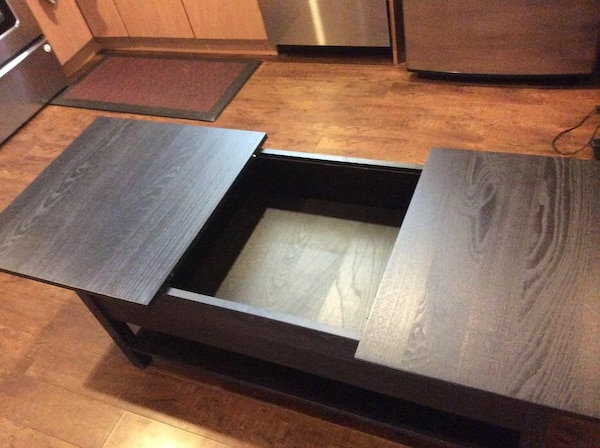 Ikea Kolsvik Coffee Table Leaf Expand