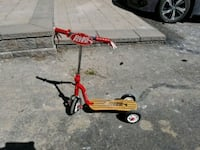 red and brown Radio-Flyer kick scooter Courtice, L1E