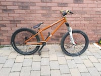 Custome park bike  Orangeville, L9W 4M7