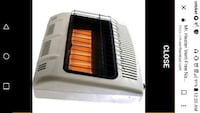 white and black portable air cooler 131 mi