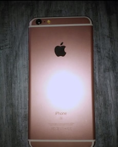 iPhone 6s Plus rosa (android)