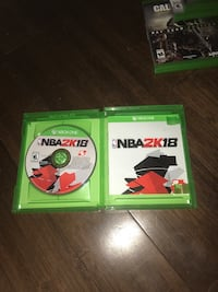 Xbox 360 NBA 2K16 game case 622 km