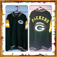 Green Bay Packers coat