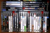PS3 console, 3 manettes & Lot of games 35 Laval
