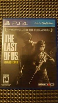 The Last of Us Remastered for the PS4 El Mirage, 85335