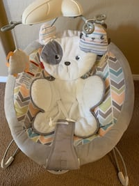 Fisher price baby bouncer.  Las Vegas, 89108