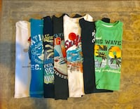 assorted shirts for boys size 4 excellent condition Ashburn, 20147