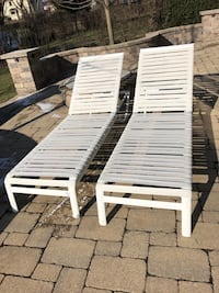 Patio/Pool Lounge chairs