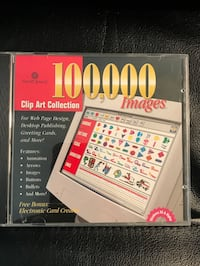 100,000 Images Clip Art Collection (with 500 animated graphics). Sterling, 20164