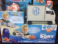 Finding Dory swiggle fish finding nemo Hank the truck 9 piece play set NEW in box  Hamilton, L8M 2B5