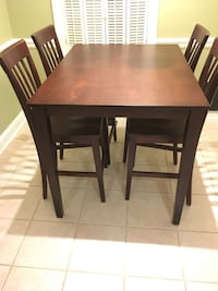 High top table set Ambler, 19002