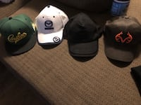Hats for sale ($10each) Nanaimo, V9R 2Y7